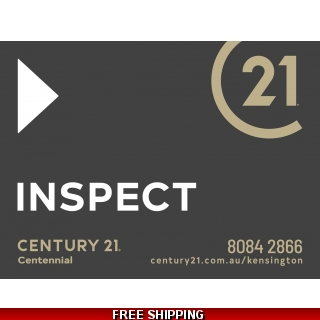 Century 21 Inspect Endurosign Replacem..