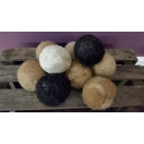 Dryer Balls- Wool Fiber- Dryer Sheets ..