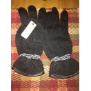 Black Alpaca Driving Gloves -warm, hig..
