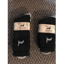 Thick, warm alpaca logo socks with Alo..