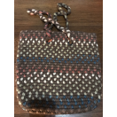 Braided Alpaca Mini Tote-Purse-Bag