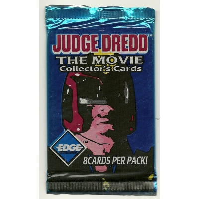 1995 Edge  Judge Dredd Tradi..