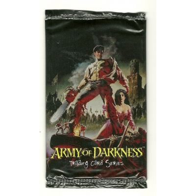 2005 Dynamic Forces ARMY OF DARKNESS **EVIL DEAD 3** Trading Cards