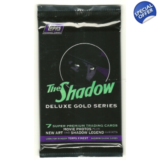 1994 Topps THE SHADOW Trading Cards