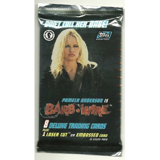 1996 Topps BARB WIRE Trading Cards