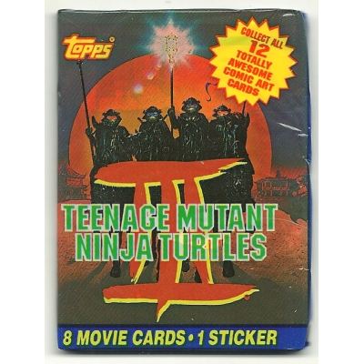 1993 Topps Teenage Mutant Ni..