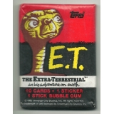 1982 Topps E.T. The Extra-Terrestrial ..