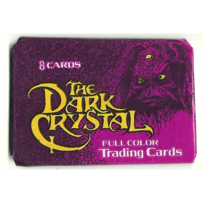 1982 Donruss The Dark Crysta..