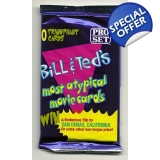 1991 Pro-Set Bill & Ted's Most Atypica..