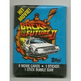 1989 Topps Back to the Future Part 2 T..