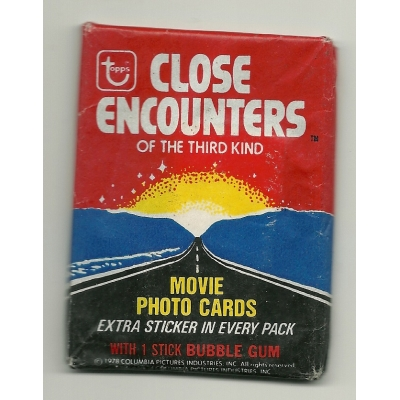 1978 Topps Close Encounters ..