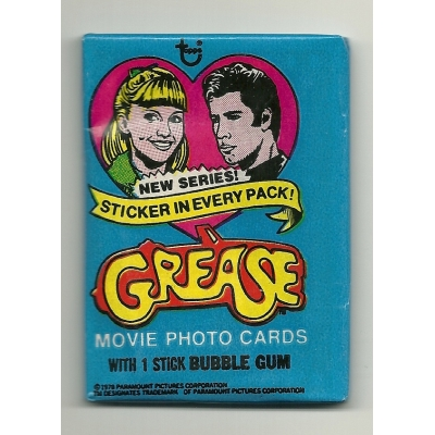 1978 Topps Grease Trading Ca..