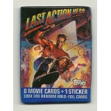 1993 Topps The Last Action Hero Tradin..