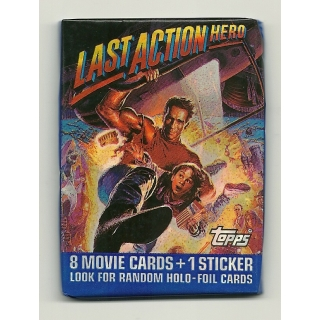 1993 Topps The Last Act..