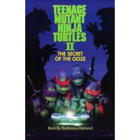 1991 Topps Teenage Mutant Ninja Turtles 2: The Secret of the Ooze Trading Cards