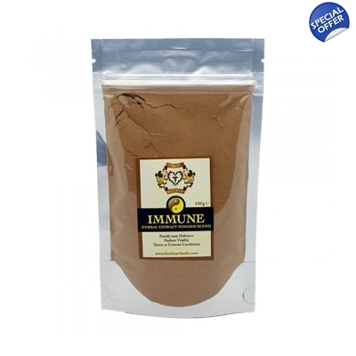 IMMUNE Herbal Extract Powder 500g