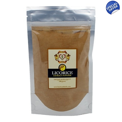 Liquorice Herbal Extract 50g