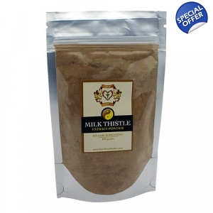 Milk Thistle Powder Extract ..