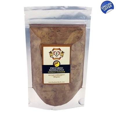 Prepared Rehmannia Herbal Extract 500g