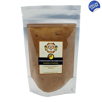 Cordyceps Herbal Extract 500g