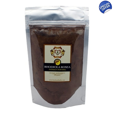 Rhodiola Rosea Extract 100g