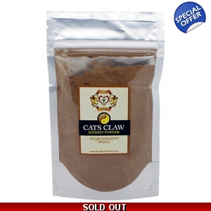 Cat's Claw Extract 100g