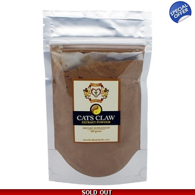 Cat's Claw Extract 50g