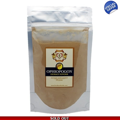 Ophiopogon Extract 50g