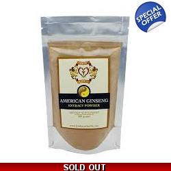 American Ginseng Extract 500g