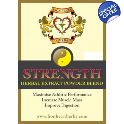 Strength Instant Herbal Formula 100g