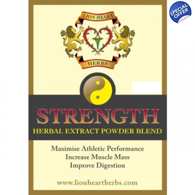Strength Instant Herbal Formula 500g