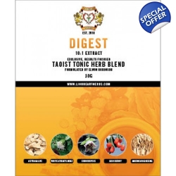 DIGEST Instant Herbal Tea Blend 100g