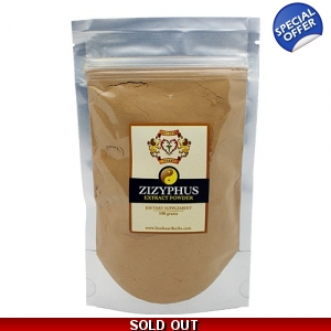 Zizyphus Herbal Extract 100g