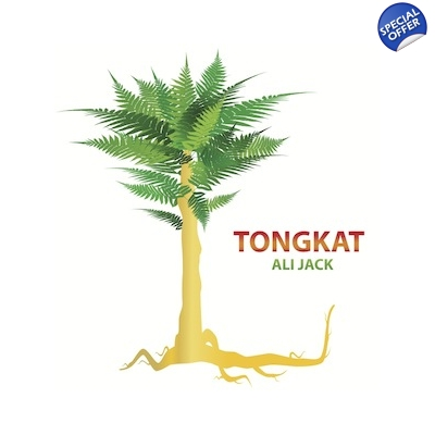 Tongkat Ali 50:1 Extract 16g