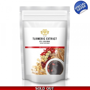 Turmeric Extract Powder, 95%..
