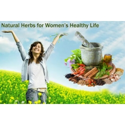 Women & Hormones Herbal Formula 100g