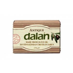 Antique Dalan Olive Oil Soap