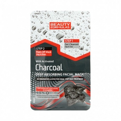 Beauty Formulas Charcoa..