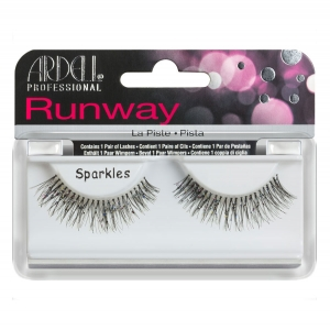 Ardell Professional Runway Sparkles Black