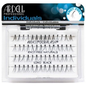 Ardell - Duralash Natural Knot Free Long Black Individuals