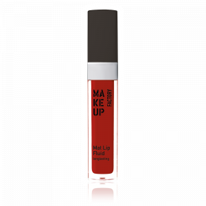 Make Up Factory Mat Lip Fluid Long Lasting 38 Classic Red