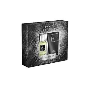 David Beckham Instinct Eau De Toilette 30ml & Shower Gel 200ml