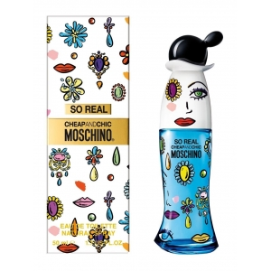 Moschino Cheab & Chic So Real Eau De Toilette 30ml