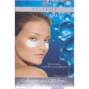 Revitale Collagen & Q10 Eye Gel Patches