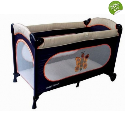 Baby Dreams Travel Cot