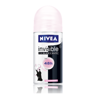 NIVEA ROLL-ON BLACK & W..