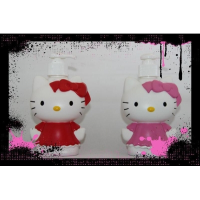 HELLO KITTY 2IN1 SHAMPO..