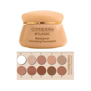 Coverderm Classic Concealing Foundation 15nl