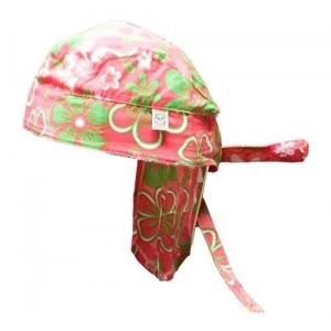 Banz Bandanas Strawberry Hibiscus