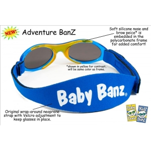 Baby Banz Adventure Sunglasses Green